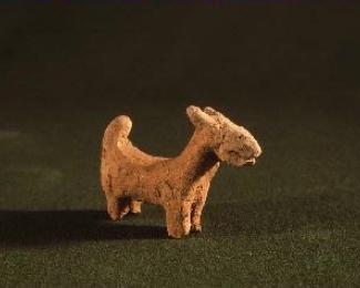西原大塚遺跡出土の動物形土製品