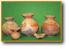 西原大塚遺跡出土の遺物