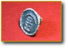 城山遺跡出土の銅印ほか9点